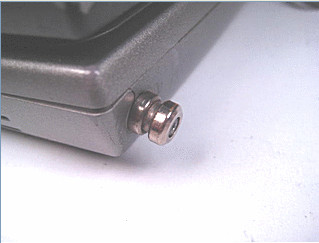 rectangular slot opening